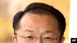世界银行下任行长金墉