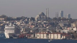 Xhamitë e Turqisë në botë