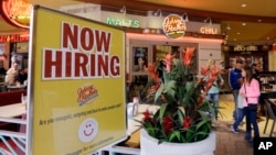 En febrero se crearon 235.000 nuevos empleos según el Departamento de Trabajo de Estados Unidos.
