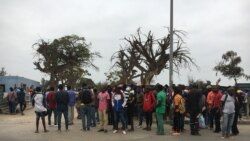 Motoqueiros manifestam-se em Benguela - 2:25
