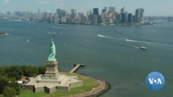 Little Sister of Statue of Liberty Makes Way to US From Paris