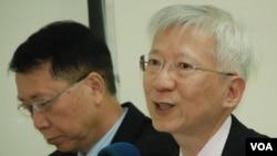 香港中文大學經濟學教授宋恩榮表示,引入名單制或可增加泛民特首候選人出閘的機會(美國之音湯惠芸)