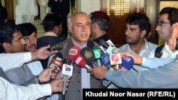 د بلوچستان اعلا وزیر ډاکټر عبدالمالک بلوچ ویلي صوبه کې د امن اوامان دپاره به د ناراضه ډلو سره خبرې اترې کوي