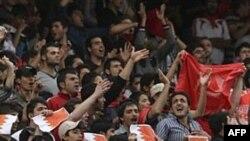 Người biểu tình chống chính phủ ở Bahrain
