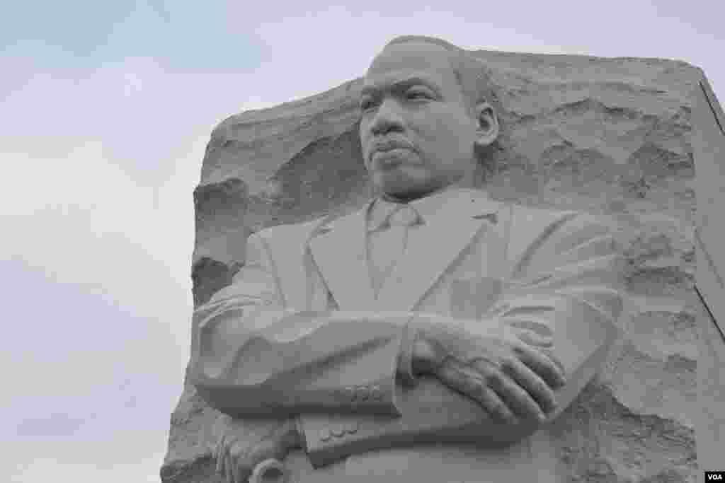 Монумент Мартину Лютеру Кингу