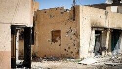 زد و خورد بین مخالفان و نیروهای طرفدار رهبر لیبی شدت می گیرد