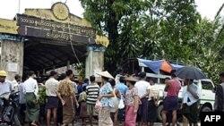 177 ngàn người ở 71 ngôi làng ở Miến Ðiện bị ảnh hưởng của bão Giri