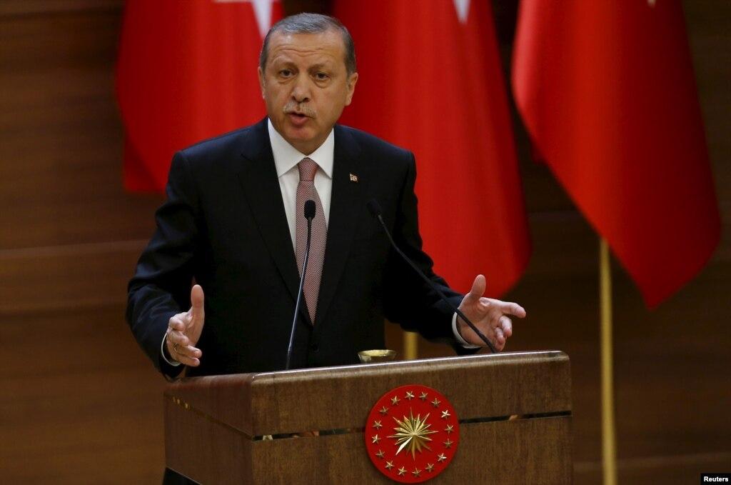 ВГосдепе несмогли ответить на«неудобный» вопрос Эрдогана