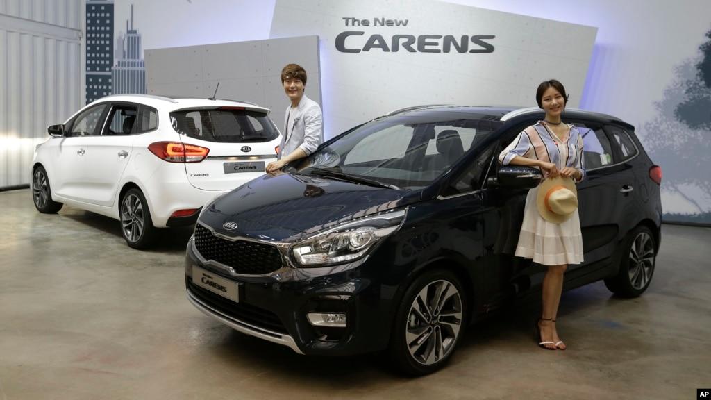 Us auto execs agree with trump on unfair south korea trade for Kia motors south korea