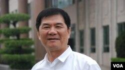 萬國通路股份有限公司董事長謝明振