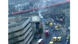 Helicopter Crash in Central London Kills Two