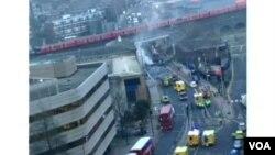 Dve žrtve helikopterske nesreće u Londonu