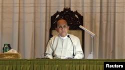 緬甸總統吳登盛
