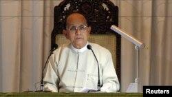 Presiden Burma Thein Sein (Foto: dok).