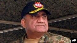 Lt. Gen. Qamar Javed Bajwa has been named Pakistan's new military chief.