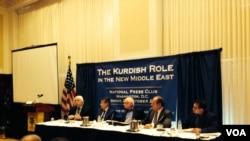 Washington'daki Kürt konferansı