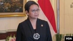 印尼外长蕾特诺