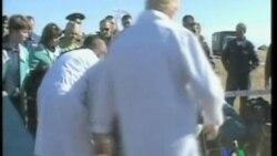 2011-09-16 粵語新聞: 國際太空站成員返回地球