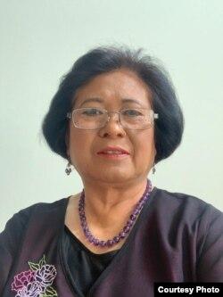 Guru Besar Fakultas Kedokteran Universitas Padjadjaran Prof. Dr. dr. Cissy Kartasasmita (dok: pribadi)
