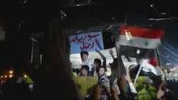جنگجويان مسلمان از تمام منطقه برای جنگيدن با حکومت سوريه به جهاد می پيوندند