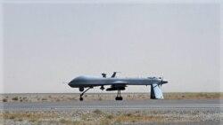 ۸ تن در حمله هواپیمای بی سرنشین آمریکا کشته شدند