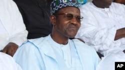 Janaral Mohammed Buhari