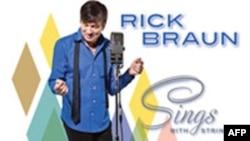 "Këngëtari Riki Braun me albumin ""Sings with Strings"""