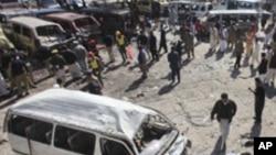 حمله بر وزیر ایالتی خیبر پشتونخواه