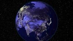سیاره زمین با کمربندی از جنس ضدماده احاطه شده است