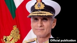 အိႏၵိယေရတပ္ဦးစီးခ်ဳပ္ ဗုိလ္ခ်ဳပ္ႀကီး Karambir Singh (Photo-India army)