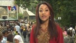 Halal Bihalal Warga Indonesia di Washington - Liputan Berita VOA