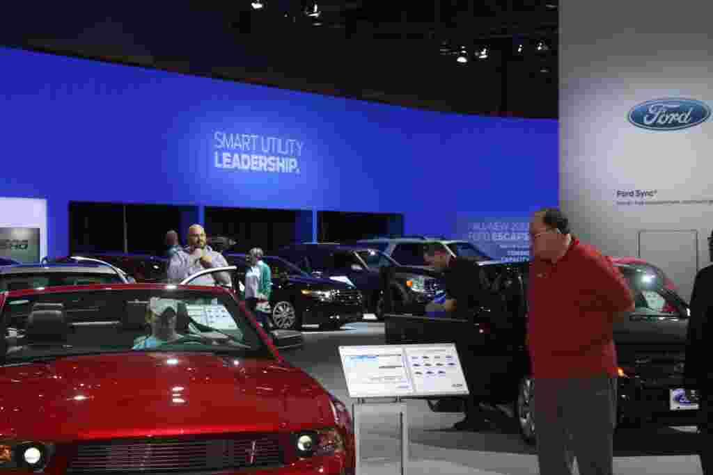 2012 marca el inicio de una nueva etapa para la industria automotriz que se recupera de una gran crisis.