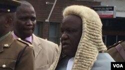 Justice Luke Malaba