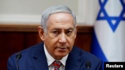 以色列總理內塔尼亞胡讚揚通過的新民族國家法