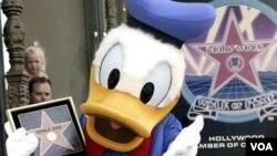 El nueve de Junio de 1934, el personaje de historieta llamado Pato Donald hizo su debut en la pantalla.