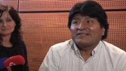 Evo viaja a Bolivia tras incidente en Europa por Snowden