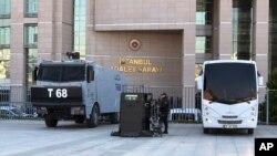 Дворец правосудия в Стамбуле