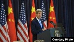 Državni sekretar SAD, Džon Keri na otvaranju Američko kineskog strateškog i ekonomskog dijaloga, 10. jul 2013.