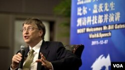 El fundador de Microsoft dijo que será una energía más segura y de más bajo costo.