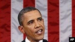 美國總統奧巴馬在國會聯席會議上發表講話後﹐美國的求職者仍然希望總統和國會提供幫助。
