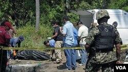 Los operativos realizados en México tienen la finalidad de prevenir nuevas masacres.