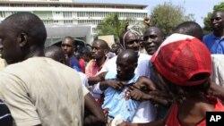 Les manifestations du 23 juin ont fait une centaines de blessés à Dakar.