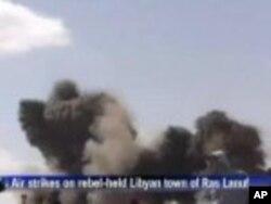 Duk da babban taron na London, ana ci gaba daluguden wuta a kasar Libiya.