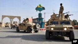 شهر غزنی در غرب کابل هدف حملات روزهای اخیر طالبان قرار گرفت.