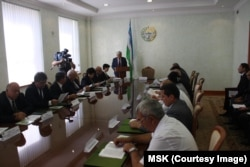Markaziy Saylov Komissiyasi