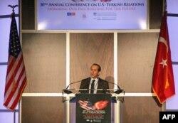 Türkiye'nin Washington Büyükelçisi Namık Tan