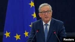 Yevropa Komissiyasi raisi Jan-Klod Yunker fikricha Donald Tramp prezidentligi xavotirli masala