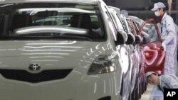 ٹویوٹا کا یورپ میں گاڑیوں کی تیاری کا عمل روکنے کا اعلان