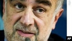 International Criminal Court chief prosecutor Luis Moreno-Ocampo in The Hague, Netherlands. (File Photo)