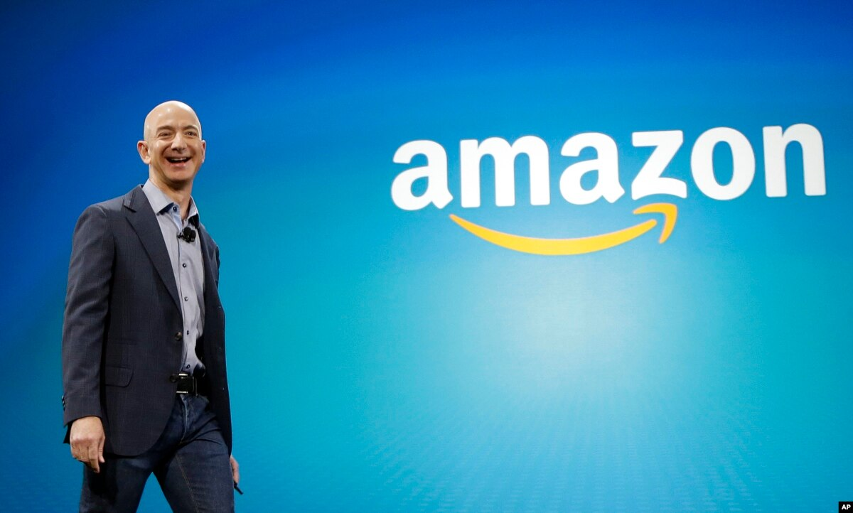 ebfd4fb45dc Jeff Bezos: the World's First 100-Billion-Dollar-Man